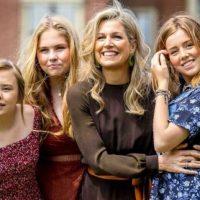 Presentarán un proyecto para que una de las hijas de Máxima sea reina de Argentina