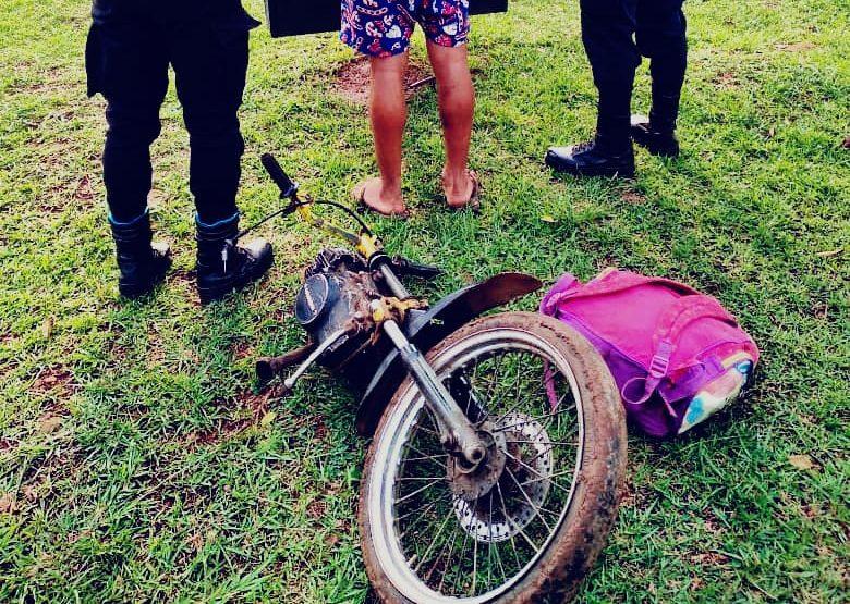 Operativos de prevención: secuestraron motopartes y detuvieron a unjoven