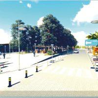 Comenzarán la segunda etapa de modernización del Centro Cívico, tramo plazoleta Güemes
