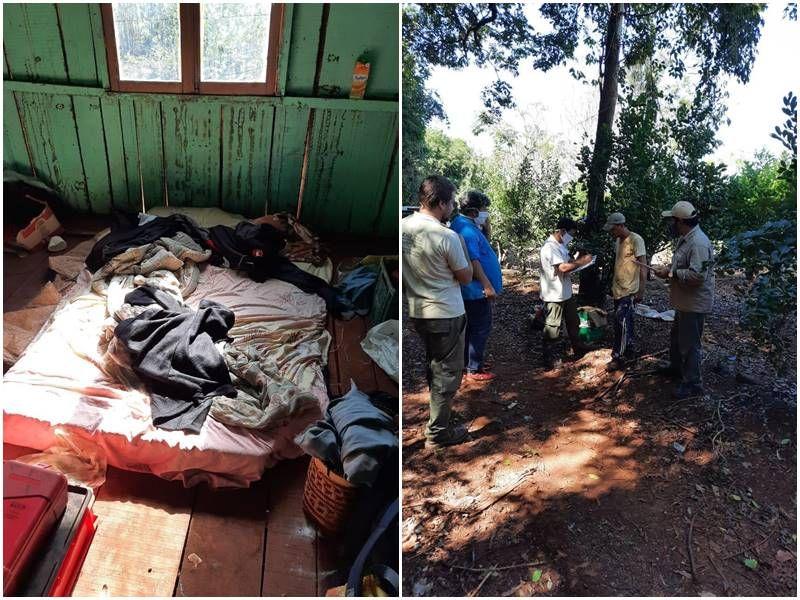 Detectan explotación laboral en establecimientos yerbatero y forestales deMisiones