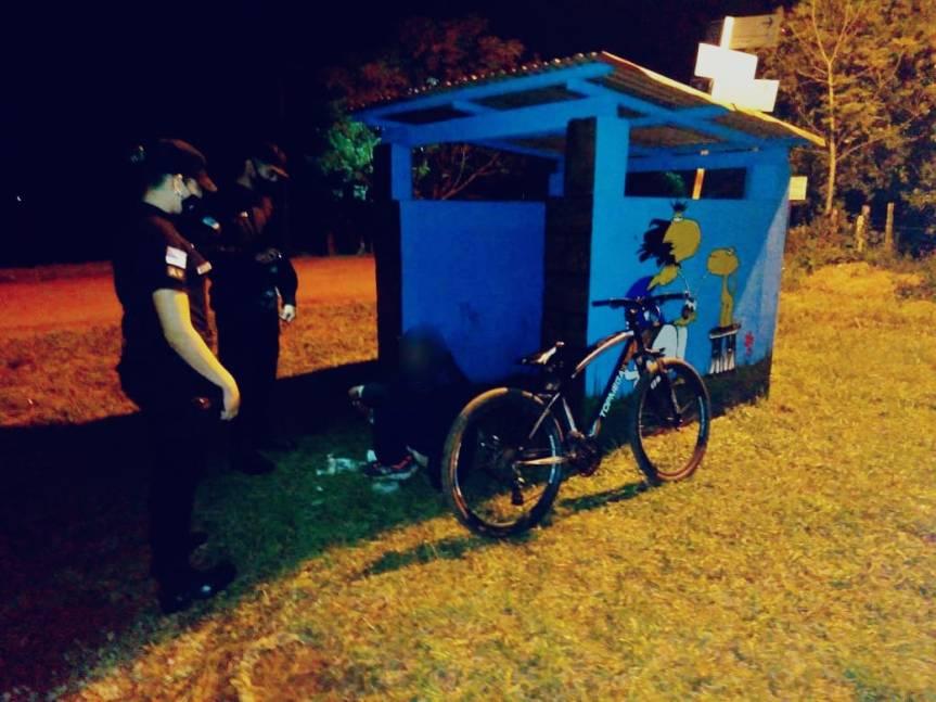 Secuestraron dos bicicletas, sillones y mobiliariorobado
