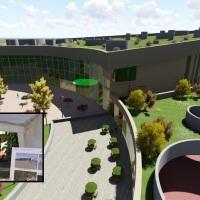 Carlos Fernández presentó su megaproyecto de Centro de Convenciones que se construirá en Oberá