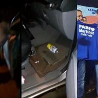 El intendente de Eldorado se negó a identificarse en un control y llevaba bebidas alcohólicas