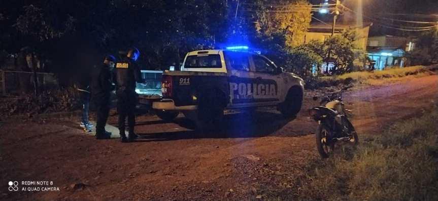 Cuatro detenidos y tres vehículos retenidos en Operativos de Nocturnidad enOberá