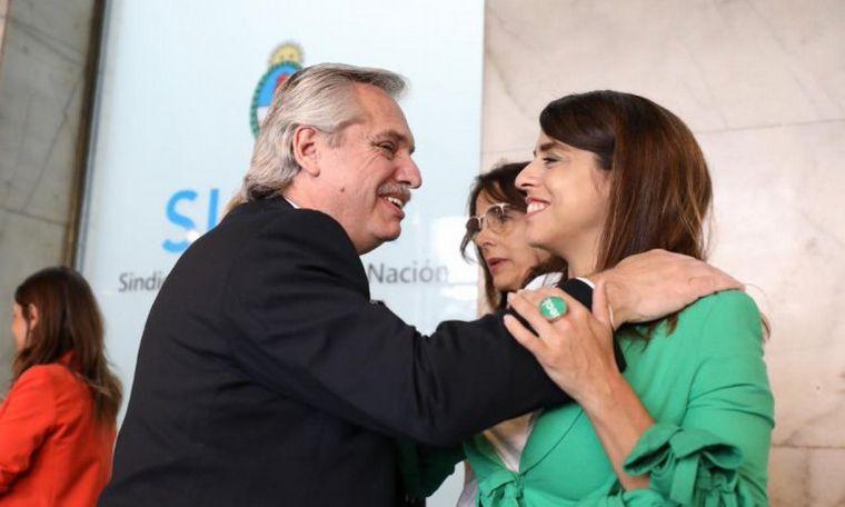 """Donda defendió a Fernández: """"El ensañamiento es por las enormes cosas que estamos haciendo como gestiónpública"""""""