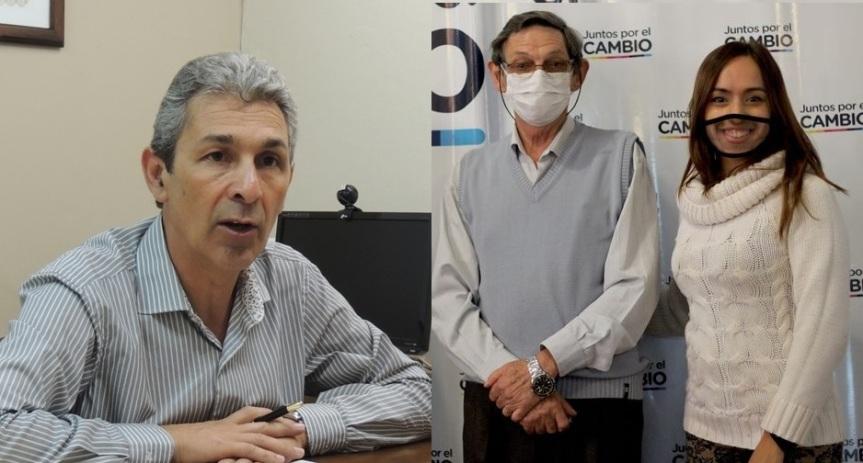 """Fernández reconoció la victoria de Bernhardt y Barella: """"trabajaremos juntos como se merece nuestraciudad"""""""