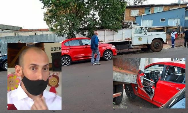 """Hassan: """"el camión tenía VTV pero sufrió un desperfecto mecánico como puede sufrir unonuevo"""""""