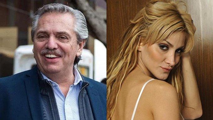 Denuncian penalmente a Alberto Fernández por las visitas de Sofía Pacchi aOlivos