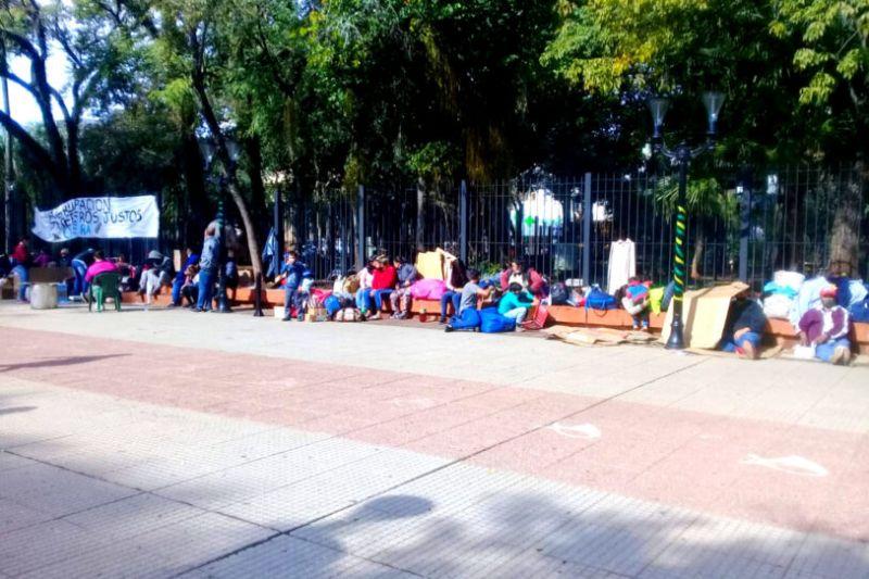 Tareferos piden asistencia al Gobierno mientras faltan cosecheros para los cítricos en elnorte