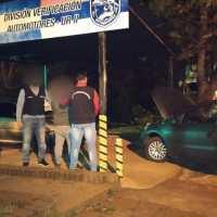 Cayó un estafador en una estación de servicios y secuestraron dos autos con papeles truchos