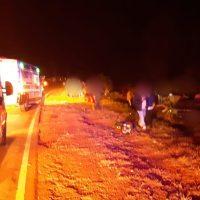 Un automovilista falleció tras un choque en la ruta 5