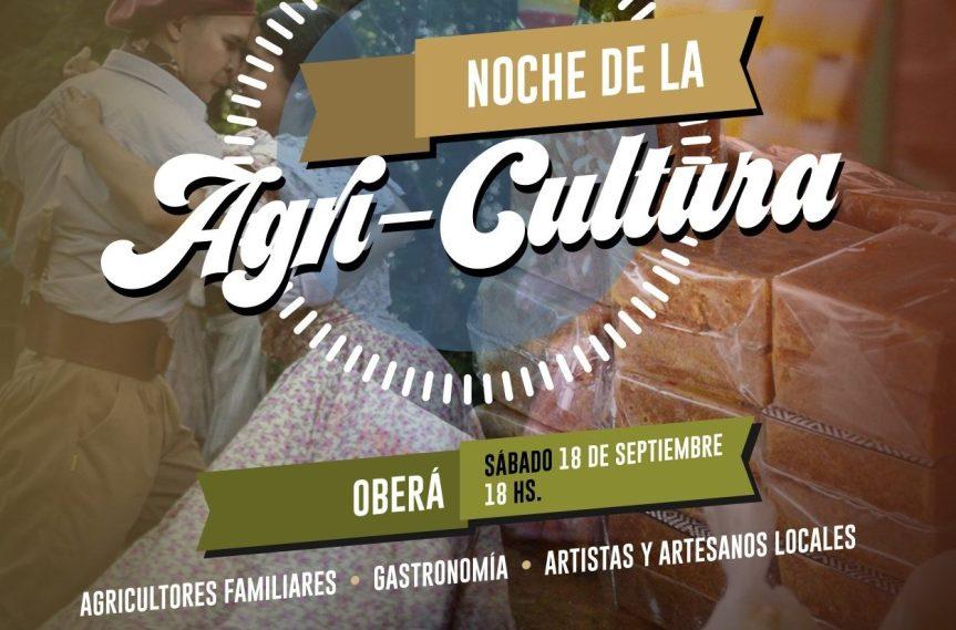 Noche de la Agri-Cultura enOberá