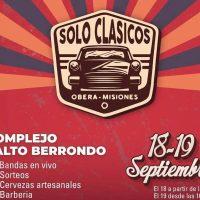 Este fin de semana habrá un encuentro de autos especiales en Oberá