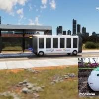 Del Huampa al Zipbus... ¿otro curro?: la empresa estatal anunció que fabricará colectivos eléctricos inteligentes