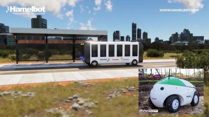 Del Huampa al Zipbus… ¿otro curro?: la empresa estatal anunció que fabricará colectivos eléctricosinteligentes
