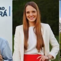 Fernández, Klipauka y Klingbeil, los tres obereños candidatos a diputados nacionales