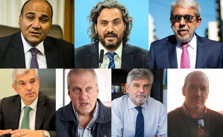 """El nuevo gabinete de Alberto: Manzur reemplaza a Cafiero pero """"Wado"""" de Pedro sigue en elGobierno"""