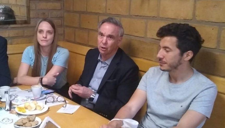"""Pichetto: """"Juntos por el Cambio vino para quedarse… el pueblo votó contra el pobrismo estructural"""""""