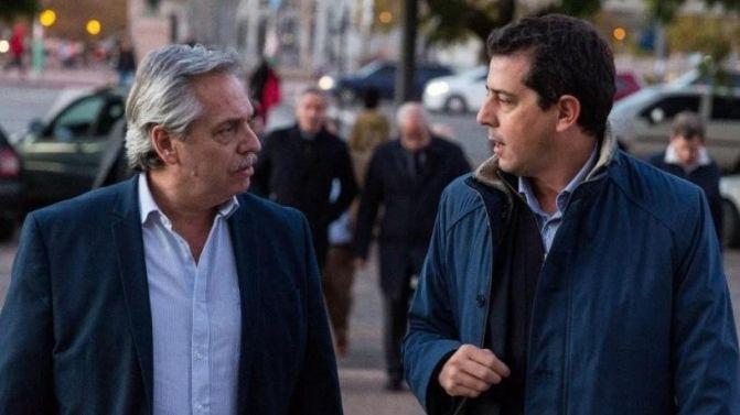 Wado de Pedro y cuatro funcionarios más presentaron su renuncia aFernández