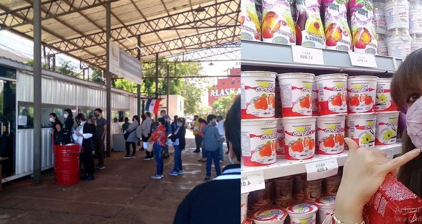 Un yogur de 350 gramos $164: señalan que los precios son elevados en Encarnación por elcambio