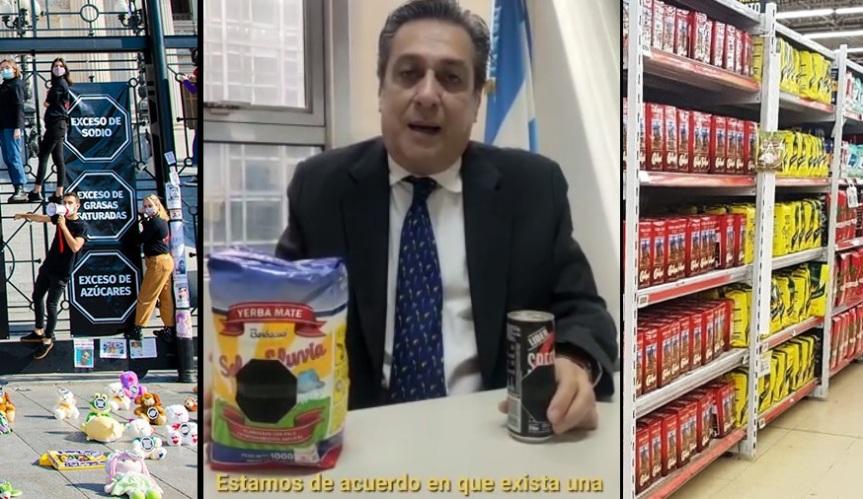"""El oficialismo se comprometió a excluir a la yerba de la Ley de Etiquetado Frontal: """"Por el apuro, llegamos alabsurdo"""""""
