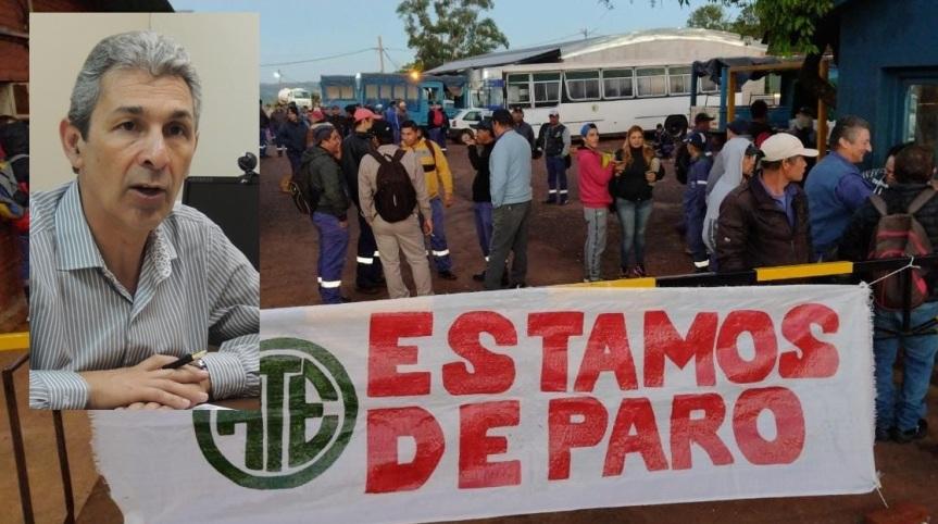 """Fernández: """"Las arcas municipales no están en condiciones de dar lo que piden los empleados"""""""