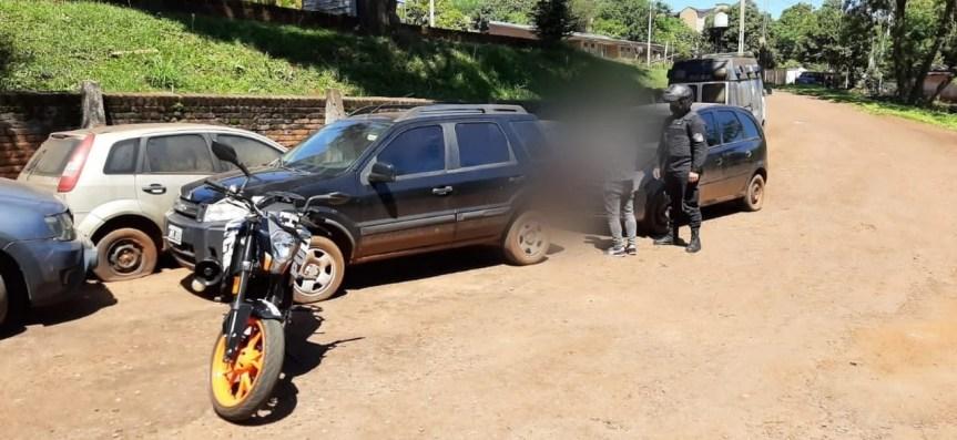Hallaron en Stemberg dos autos que fueron robados en BuenosAires