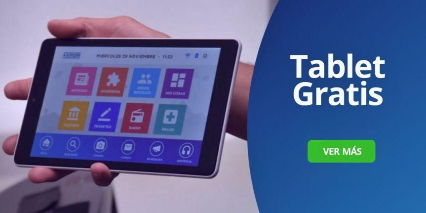 Avanza la entrega de tablet gratis para AUH, AUE, jubilados ymonotributistas