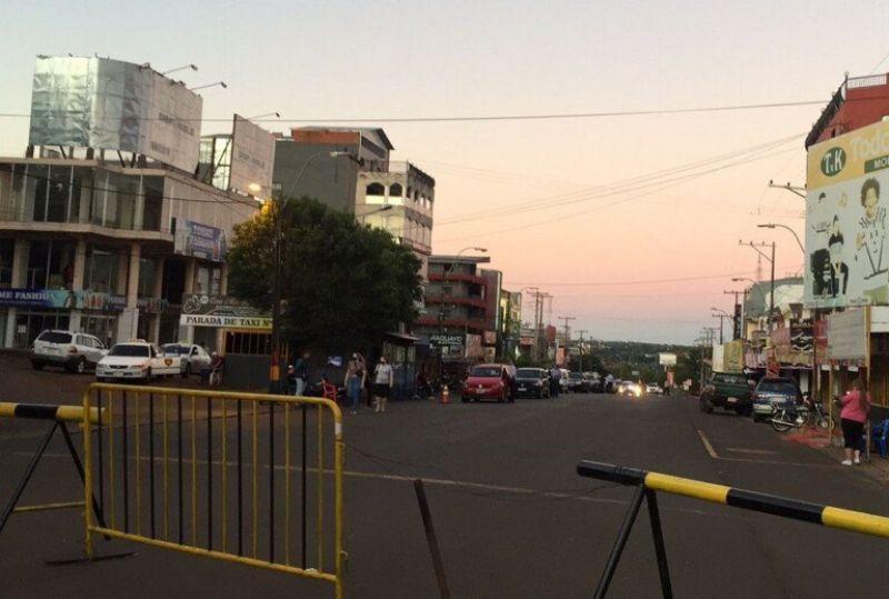 80 Argentinos quedaron varados en Encarnación por superarse el cupodiario